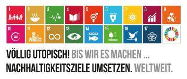 Die globale 2030-Agenda in Hamburg